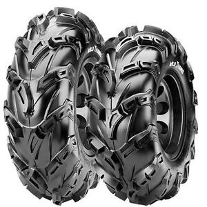 Tires for ATV's and Side x Sides
