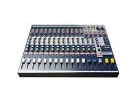 Soundcraft EFX12 Mixer