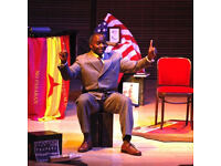 Call Mr Robeson, Dugdale, Enfield, London, Black History Month, BHM, Drama