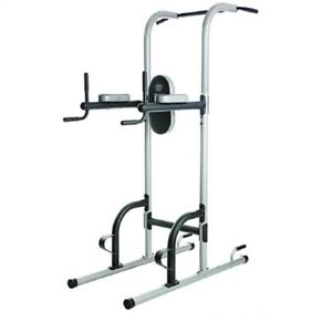 Gold's Gym Pull-up, Chin-up, Push-up, Dip, Leg-raise Station