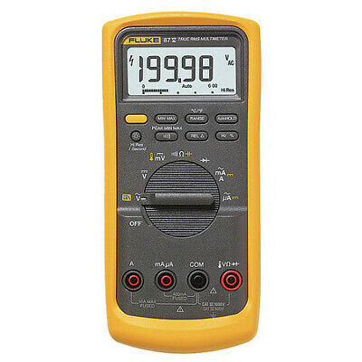 Fluke Fluke-87-v Industrial Multimeter With Temperature