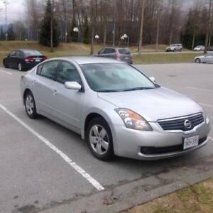 2008 Nissan Altima S very low kms only 24400 kms