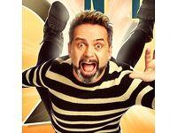 Comedy at The Railway Streatham: Phil Nichol Edinburgh Fringe Preview