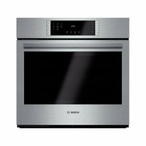 """BOSCH 800 SERIES 30""""  BUILT-IN SINGLE WALL OVEN"""
