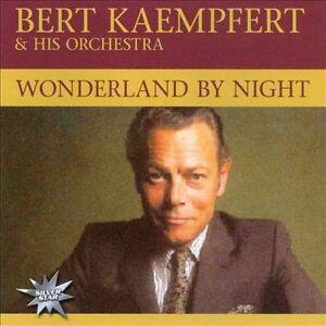 Details about bert kaempfert and his orchestra wonderland by night