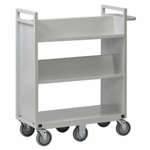 Buddy Products Steel Cart