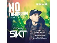 No Tomorrow: Featuring DJ SKT