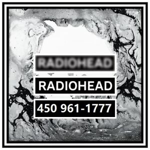 RADIOHEAD : SECTION ROUGE !!!