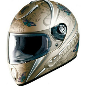 Casque - Helmet / Shark Butterfly