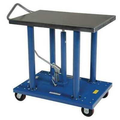 Vestil Ht-20-2436a Hydraulic Lift Table Load Cap. 2000 Lb.