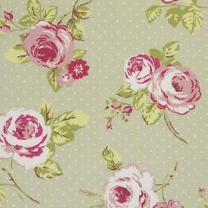 Floral Oilcloth Tablecloths