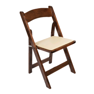 Brown Americana Gladiator Chair HIRE. Perth Part 69