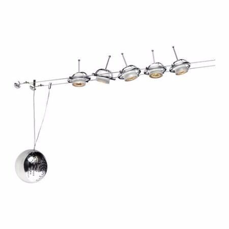 ikea termosfar low voltage cable track lighting 5 lights