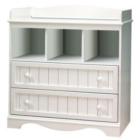Beautiful South Shore Changing Table | EBay