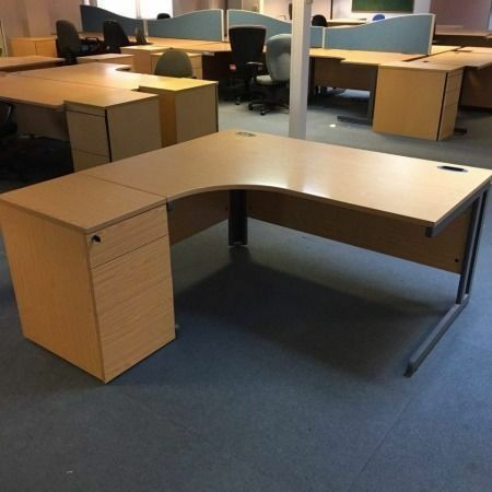 Attractive Office Desk Job Lot Furniture Clear Out