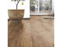 OSTEND OXFORD OAK EFFECT LAMINATE FLOORING 1.76 M² PACK- £15 per pack