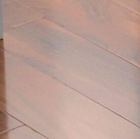 DOLCE NATURAL WALNUT EFFECT LAMINATE FLOORING 1.19 M² PACK