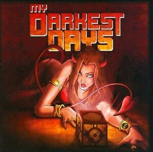 NEW My Darkest Days (Audio CD)