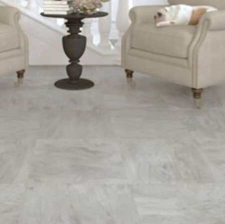 Leggiero Light Grey Slate Effect Laminate Flooring 1 86 M² Pack