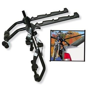 Brand New SportRack A1162 Eurotrio 3 Bike Trunk Mount Carrier
