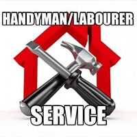 HARDWORKING LABOURER FOR HIRE (Coombs,Errington,Parksville)