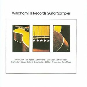 NEW Windham Hill Records Guitar Sampler (Audio CD)