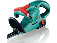 Bosch AHS 41 Cordless Ni-Cd Hedge Trimmer (reduced price due to moving home)