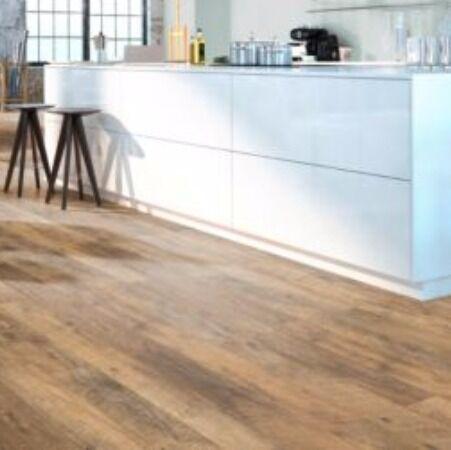 GUARCINO RECLAIMED OAK EFFECT LAMINATE FLOORING M² PACK - Cheap laminate flooring packs