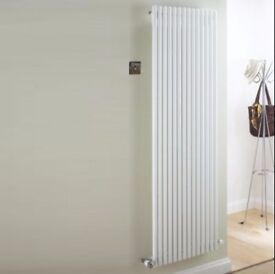 XIMAX SUPRA VERTICAL RADIATOR WHITE (H)1800 MM (W)470 MM