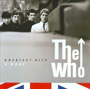 The Who Greatest Hits and More (CD, Feb-2010, 2 Discs, Polydor) (Box C132 C494