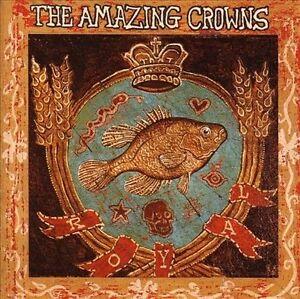 "The Amazing Crowns ""Royal"" cd SEALED 709304354023 | eBay - photo#2"