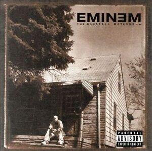 EMINEM The Marshall Mathers LP CD BRAND NEW