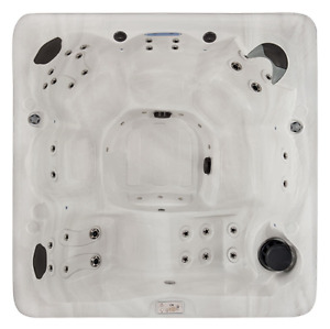 HOT TUB & SPA SALE - 7 MODELS AVAILABLE AT WHOLESALE PRICES