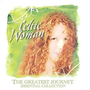 CELTIC WOMAN The Greatest Journey CD NEW Essential Collection