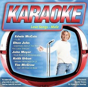 Love songs male country karaoke cd g b34 for Country duets male and female songs