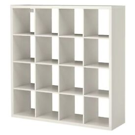 White Shelving unit - Large