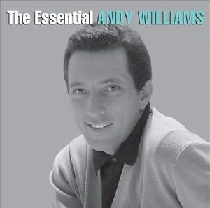 ANDY WILLIAMS Essential Andy Williams 2CD NEW