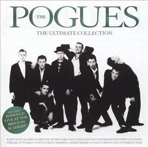 The Pogues-The Ultimate Collection  (US IMPORT)  CD NEW