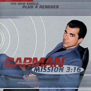 Mission 3 16 Carman Audio CD - $3.99