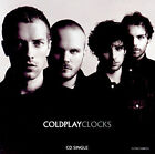 Coldplay Single Music CDs & DVDs