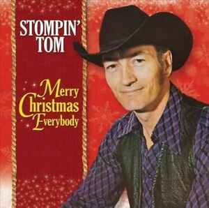 STOMPIN-039-TOM-CONNORS-MERRY-CHRISTMAS-EVERYBODY-CD