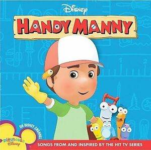 NEW Handy Manny (Audio CD)