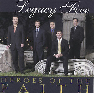 Legacy-Five-Quartet-HEROS-OF-THE-FAITH-sealed-new-CD-southern-gospel-2001