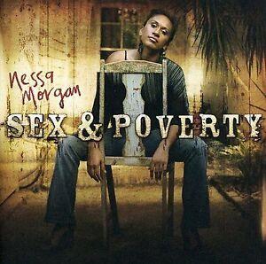 MORGAN, NESSA - Sex & Poverty CD - NEW - Australian dirty soul music
