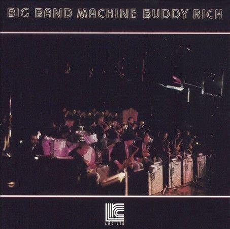 buddy rich big band machine