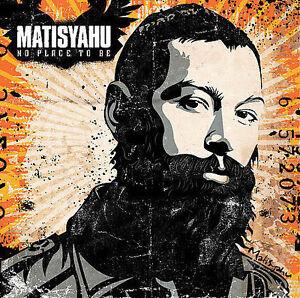 MATISYAHU: No Place To Be [CD&DVD SET] Pop, SonyBMG Australia ** NEW**