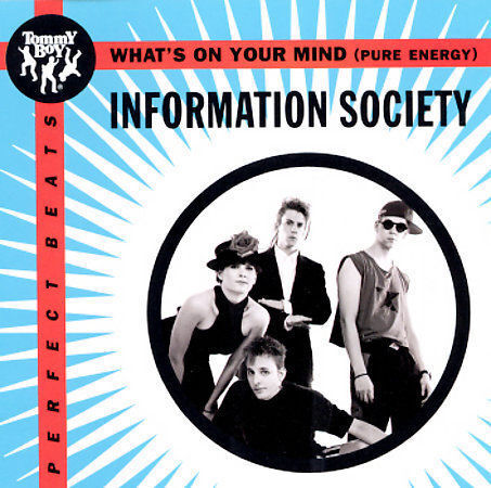 Information Society : Whats on Your Mind CD 16998091128 | eBay