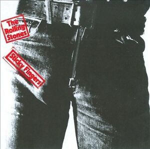THE ROLLING STONES Sticky Fingers CD BRAND NEW