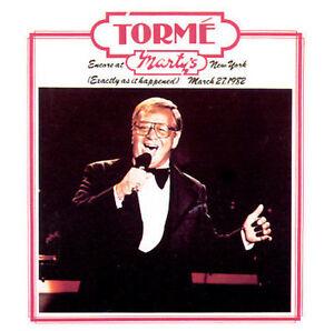 Mel Tormé And The Marty Paich Dek-Tette - In Concert Tokyo