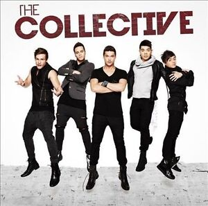 The Collective [EP] by The Collective (Boy Band) (CD, Dec-2012, Sony Music)